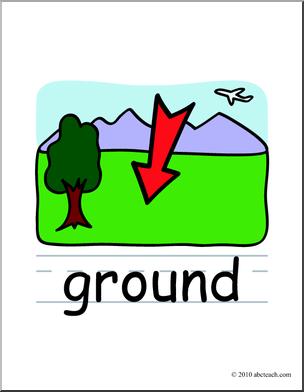Ground Clipart.