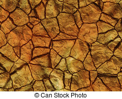 Clip Art of white dry cracked ground surface texture backgrounds.
