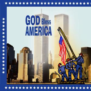 Remembering 9 11 Clipart.