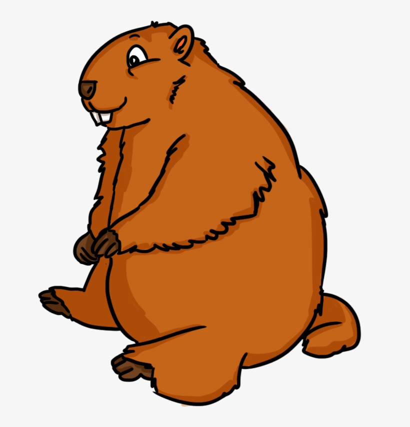 Free Groundhog Day Cliparts.