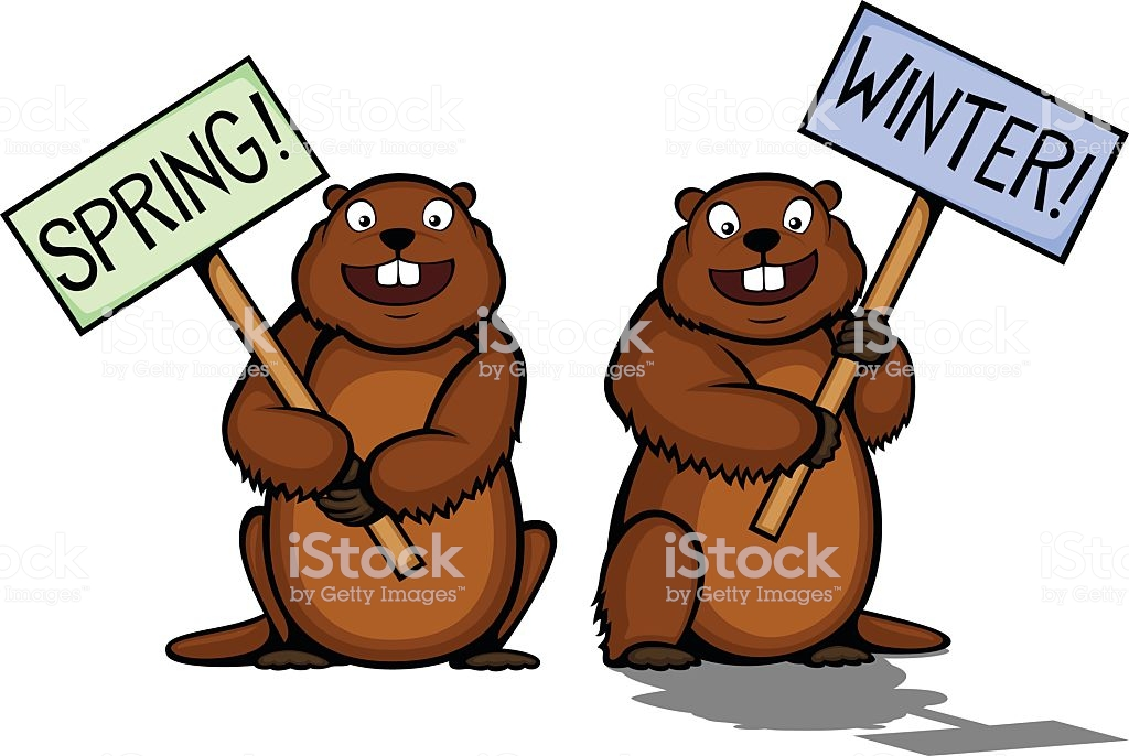 Happy groundhog day clipart 5 » Clipart Station.
