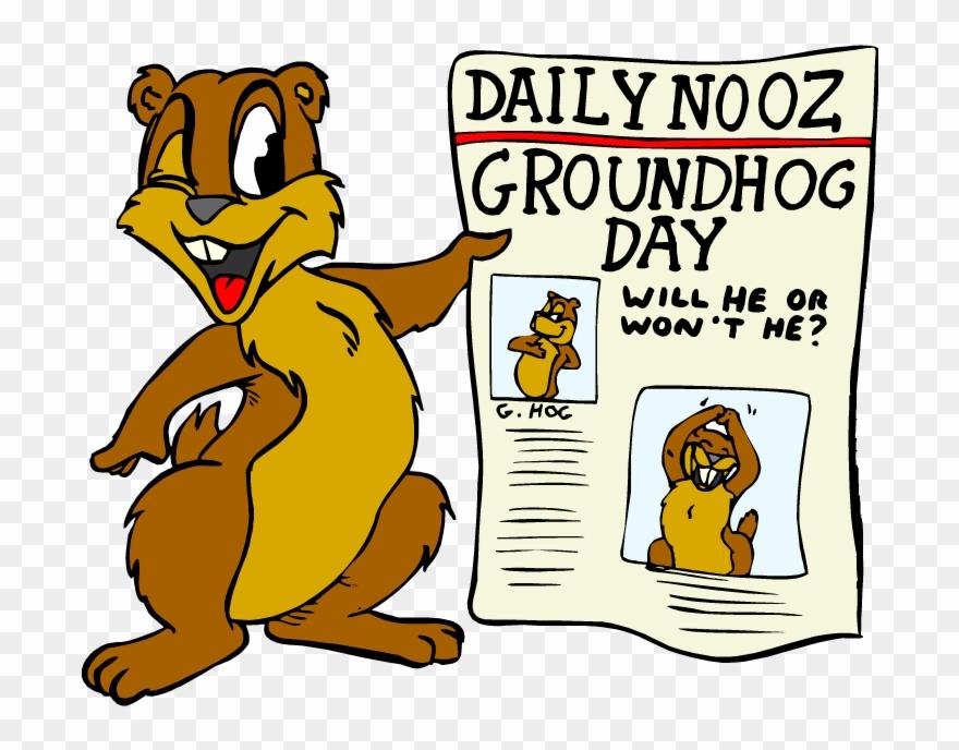 Groundhog Clipart Punxsutawney Phil.