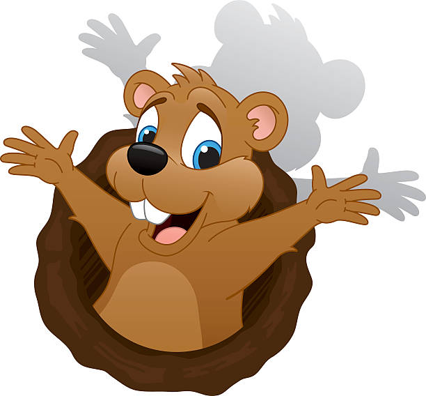 Gopher groundhog day clipart explore pictures.