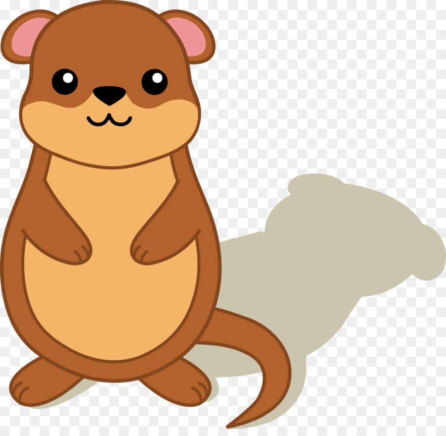 Shadow Silhouette Groundhog Day Free content Clip art.