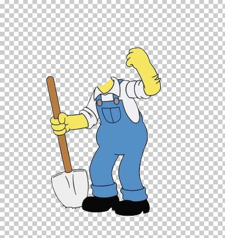 Groundskeeper Willie Principal Skinner Homer Simpson Ned.