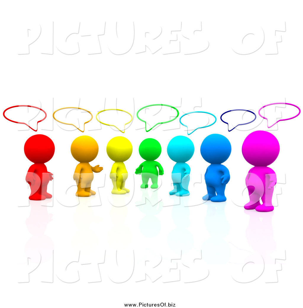 25883 Group free clipart.