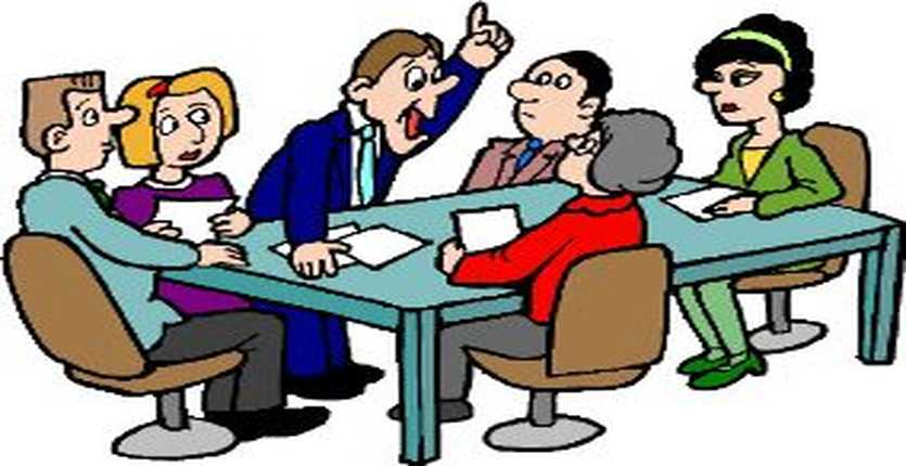 Group discussion clipart 4 » Clipart Station.
