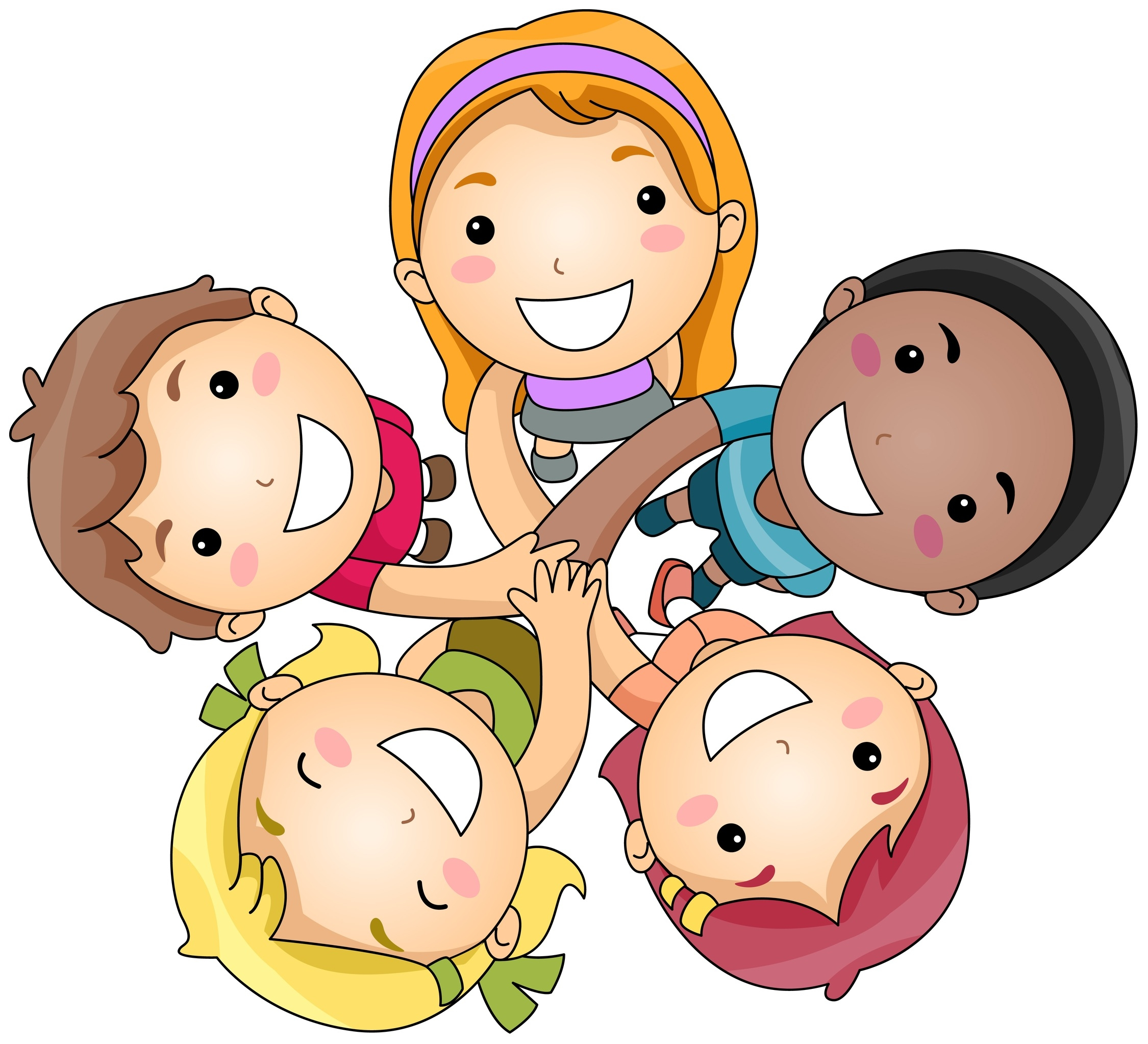 Children Learning Clipart.