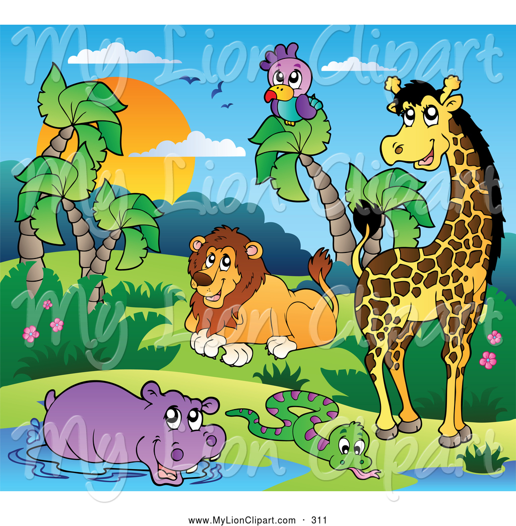 animal group clipart - photo #32