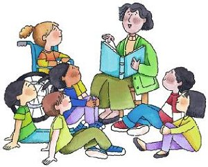 Children Reading Clipart & Children Reading Clip Art Images.