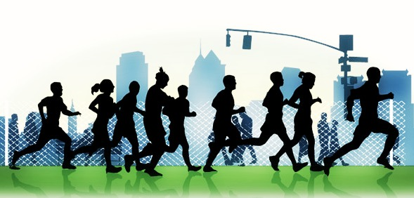 Free Running Group Cliparts, Download Free Clip Art, Free Clip Art.