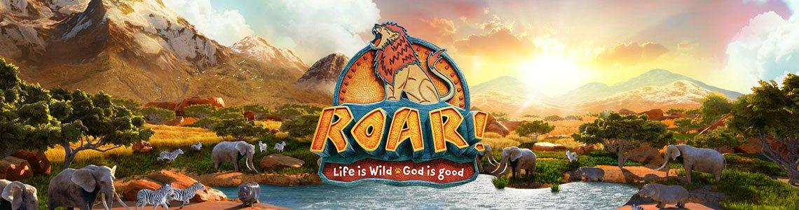 Roar VBS 2019.