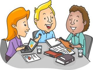 Group study clipart 6 » Clipart Portal.