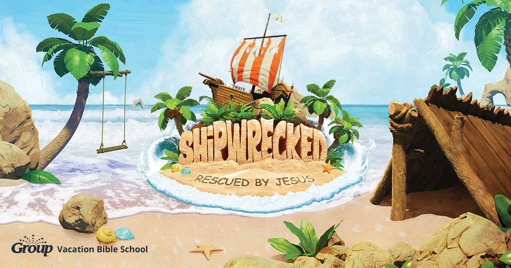 Shipwrecked VBS 2019.
