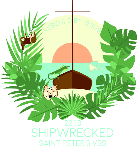 Saint Peter\'s 2018 Shipwrecked VBS :: VBS Pro :: Group.