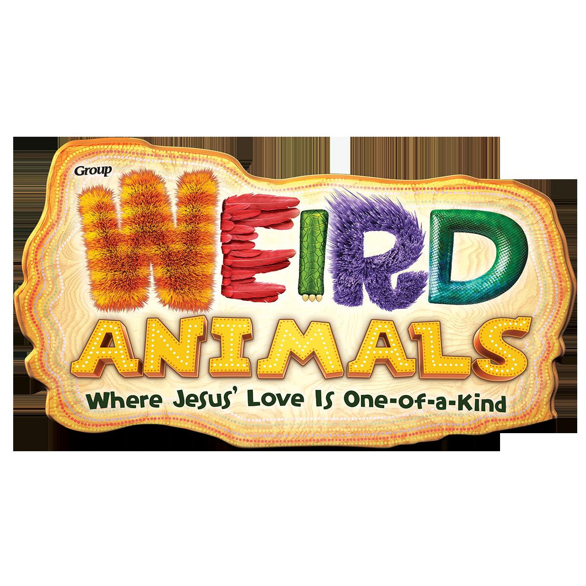 Weird Animals VBS~July 7.
