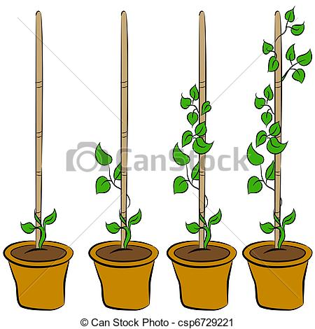 Growing Illustrations and Clipart. 252,569 Growing royalty free.