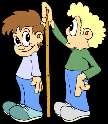 Tall Boy Clipart.