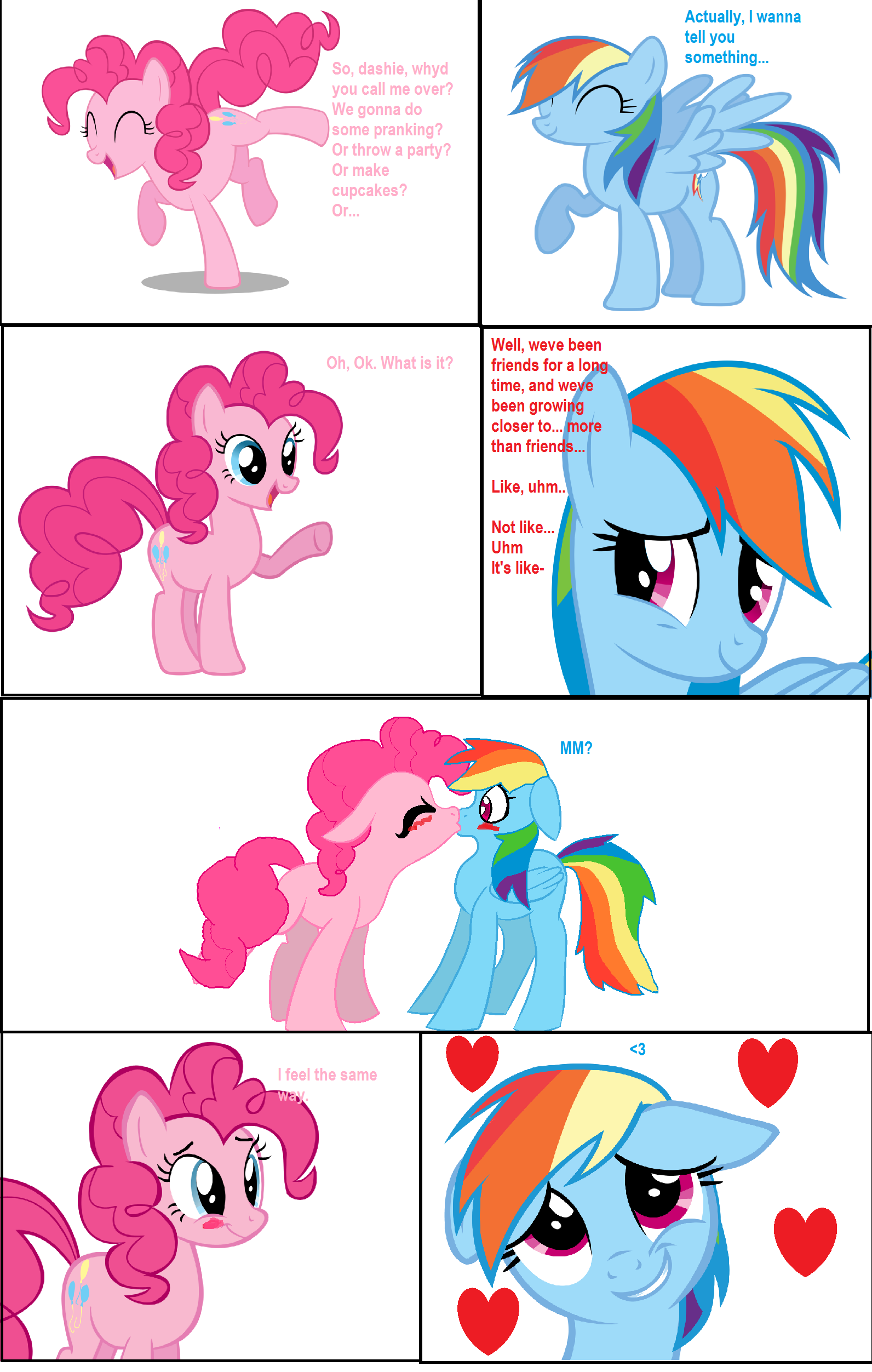 View Single Post: My Little Pony LXXIX: Double Princess Now Canon.