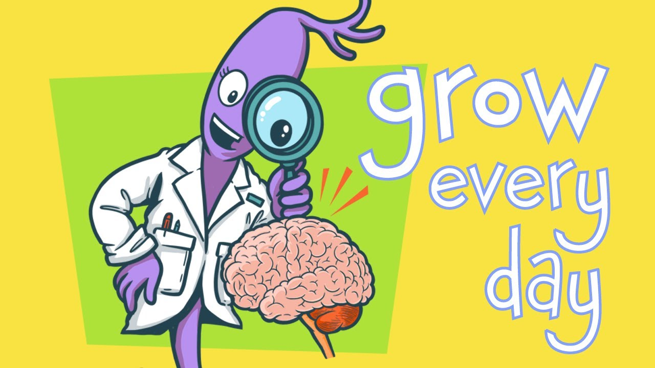 Brain Jump with Ned the Neuron: Challenges Grow Your Brain.