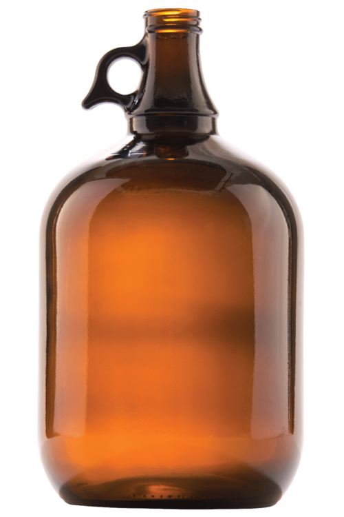 Growler 1 Gallon — All American Containers Spirits.