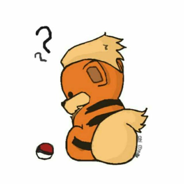 31 best images about growlithe on Pinterest.