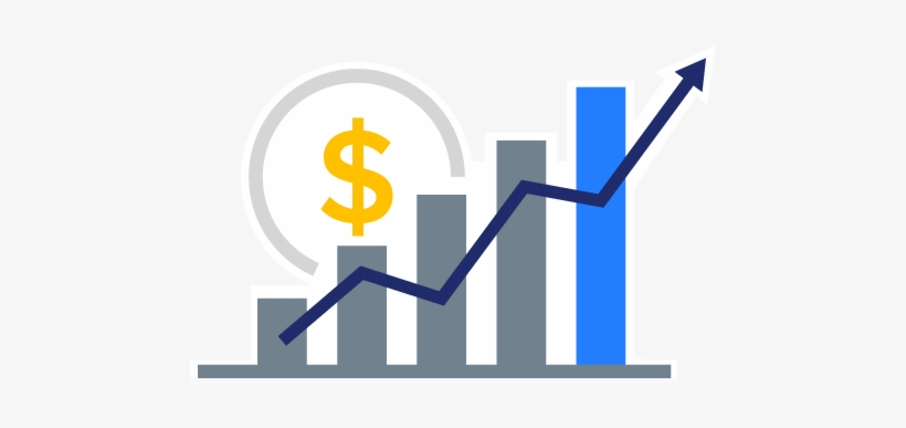 Business Growth Chart Png.