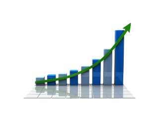 Business Growth Chart PNG Transparent Im #20375.