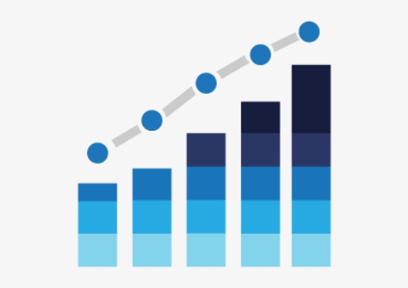 Email Archiving Business Growth Chart.