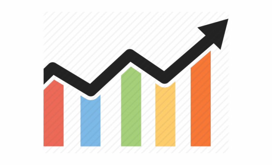 Business Growth Chart Png Transparent Images.