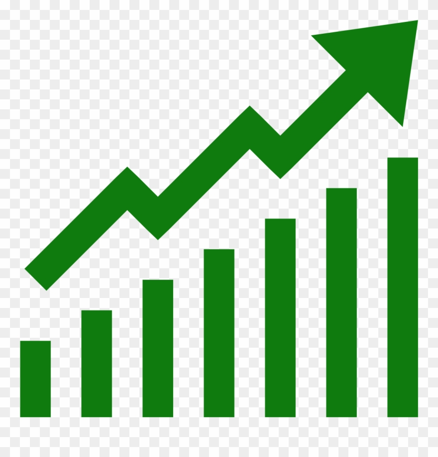 Increase Sales Icon Png Download.