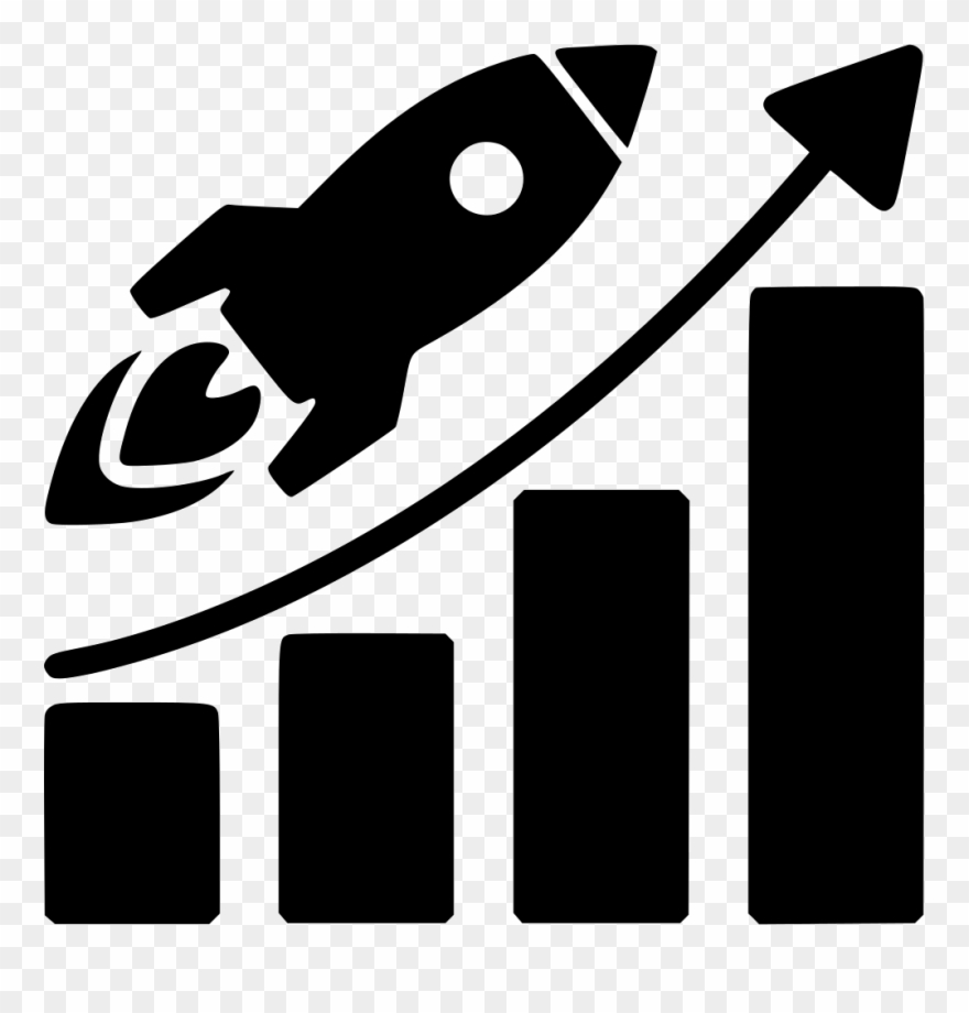 Business Growth Svg Png Icon Free Download.