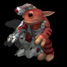 Can i make a grox like creature?.