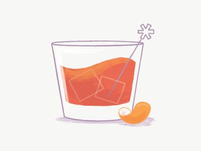 Cocktail by Bronwyn Gruet.