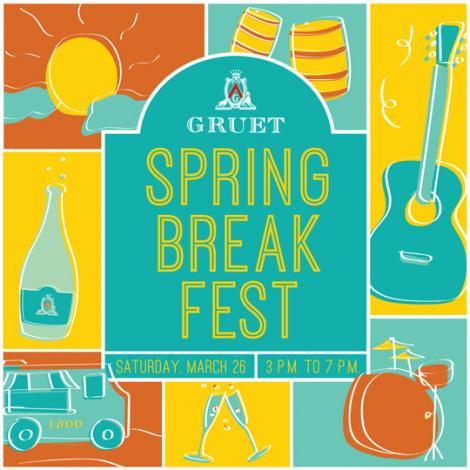 Spring Break Fest.