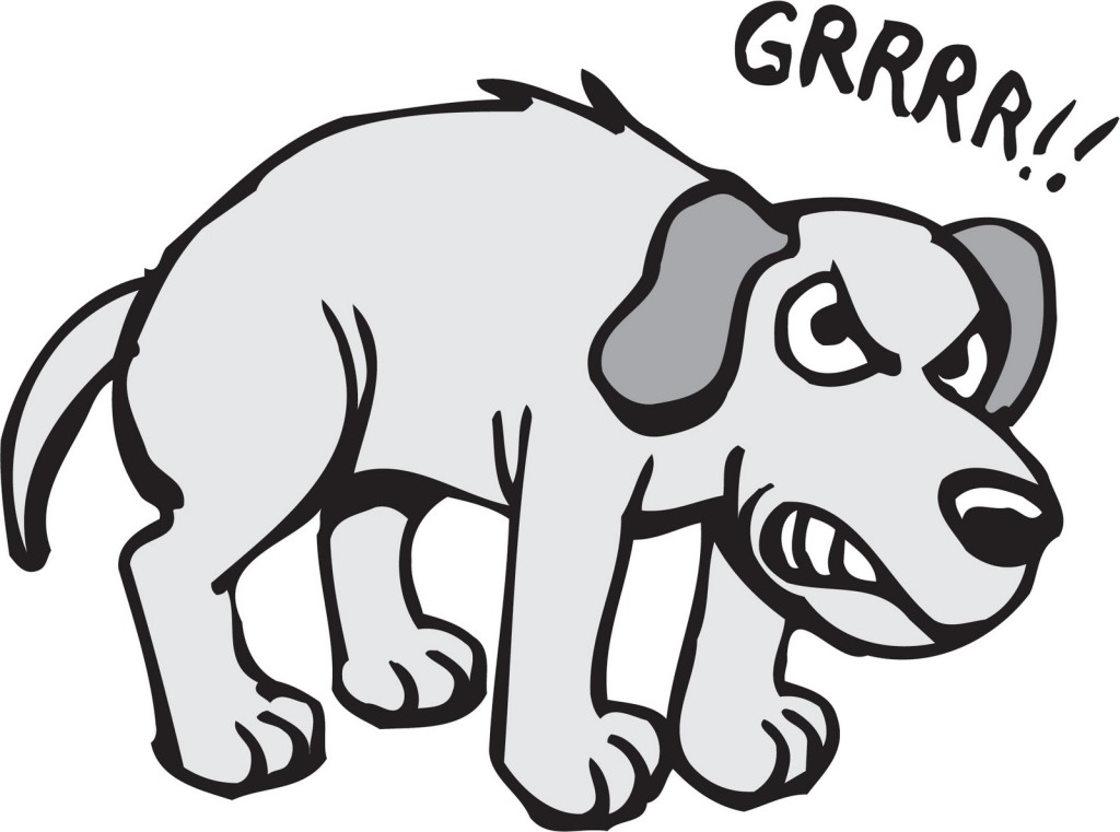 Art clipart growl.