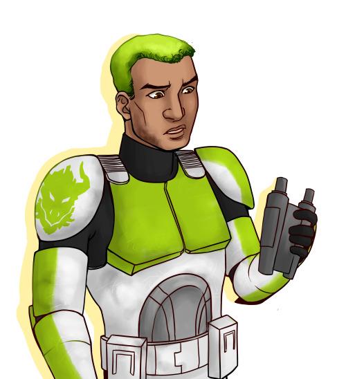 clone troopers oc.