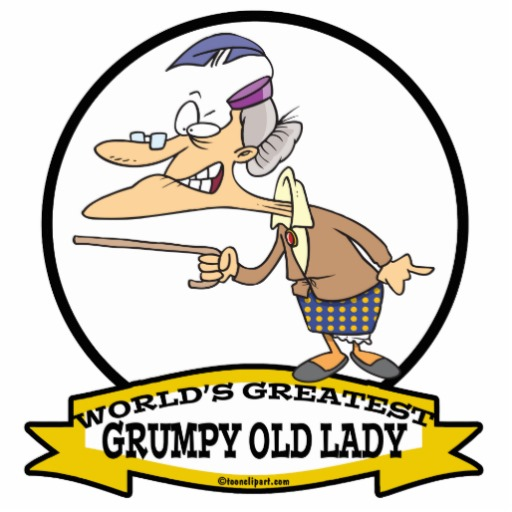 Free Grumpy Woman Cartoon, Download Free Clip Art, Free Clip.