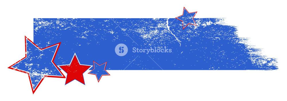 Grunge Banner Design Background Vector Royalty.