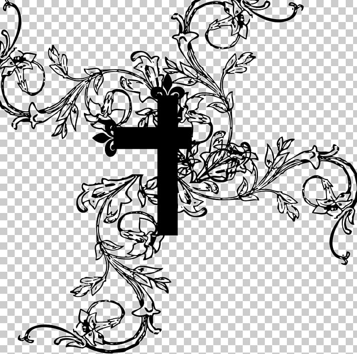 Christian cross Crucifix , grunge Cross PNG clipart.