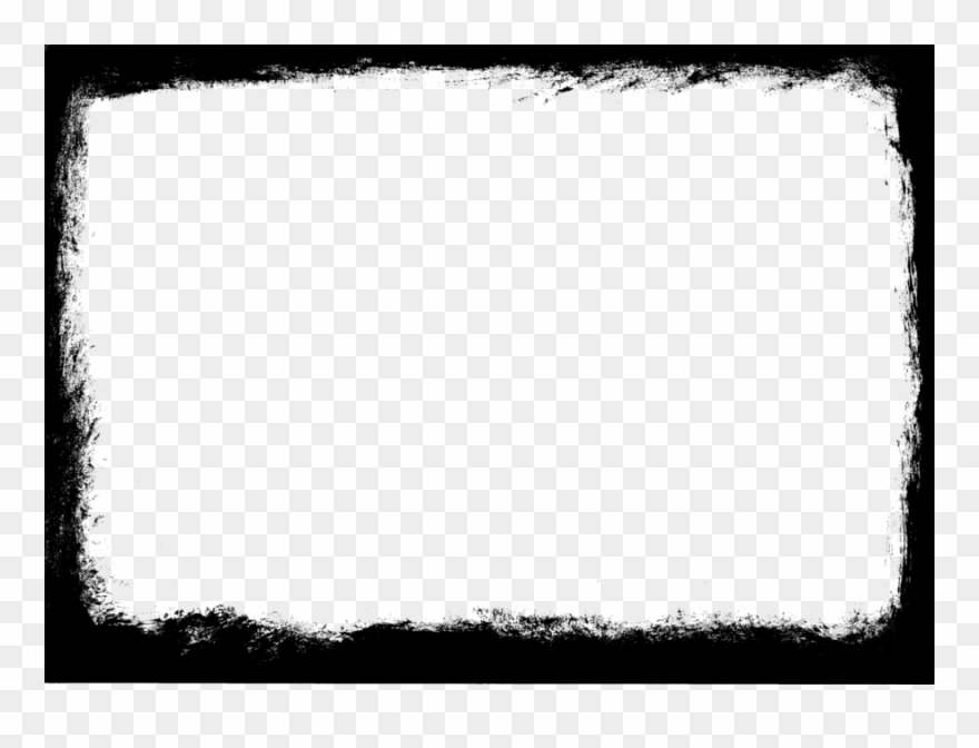 Grunge Clipart Picture Frames Grunge Black And White.