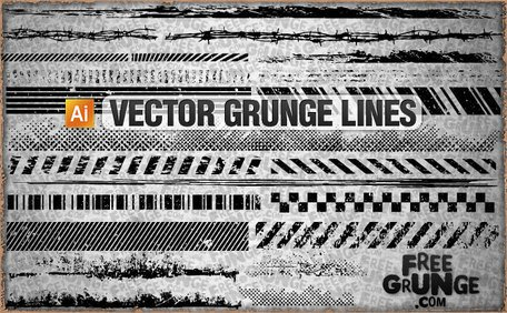 22 Vector grunge lines Clipart Picture Free Download.
