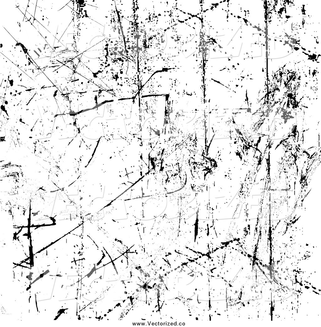 Royalty Free Clipart of a Grungy Scratched Texture Background in.
