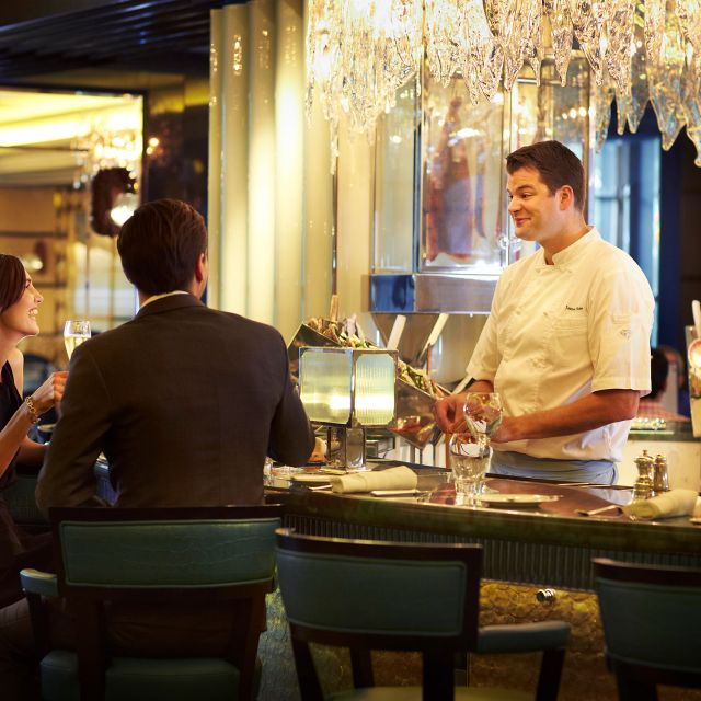 Kaspar's at The Savoy.