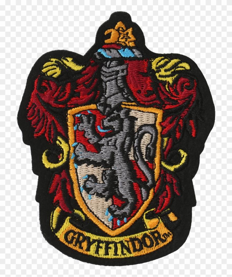 Gryffindor Embroidered Crest Patch001 V=1532945726.