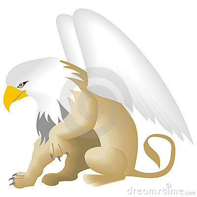 Gryphon Clipart.