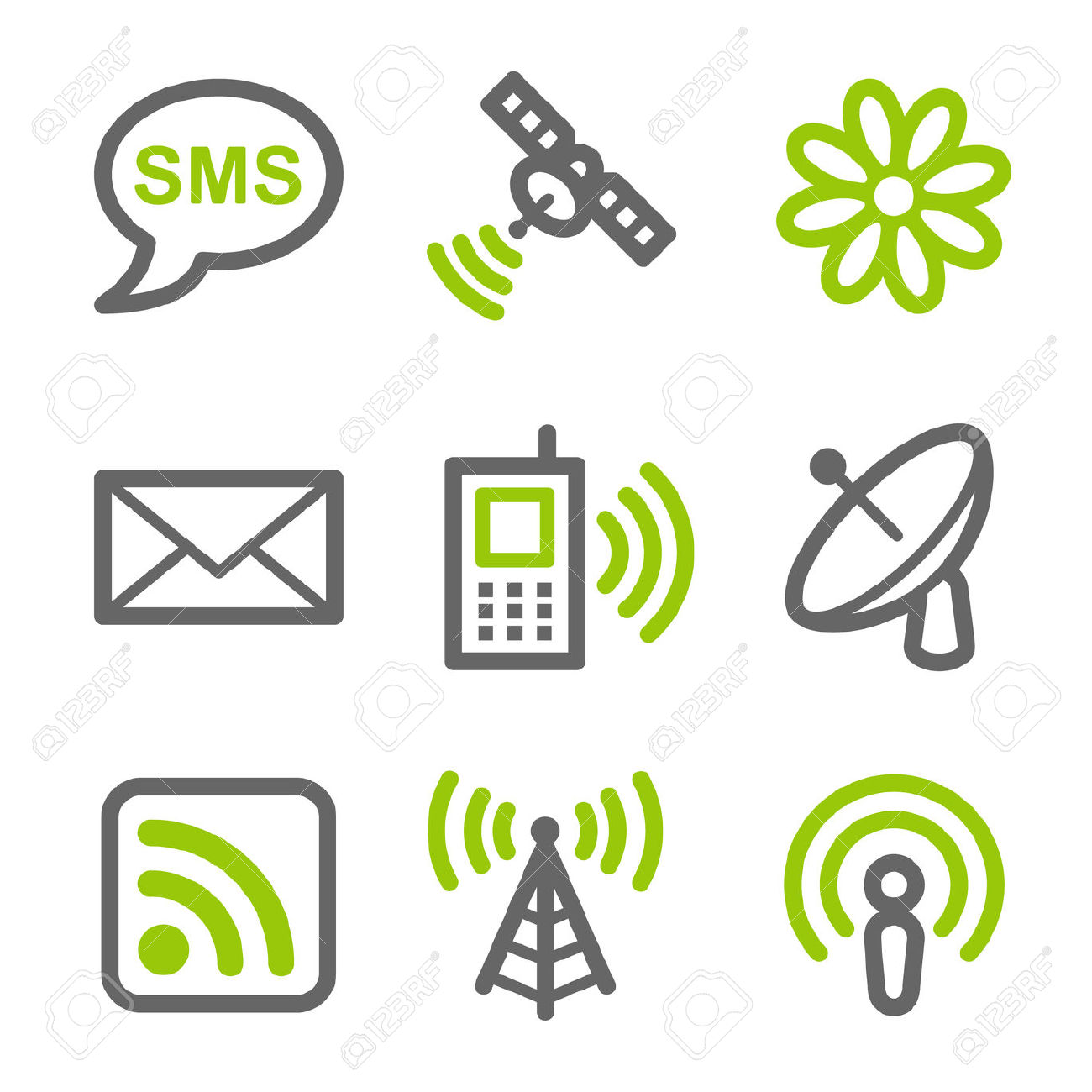 Antenne gsm clipart.