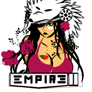 The Girls Empire Logo » Emblems for GTA 5 / Grand Theft Auto V.