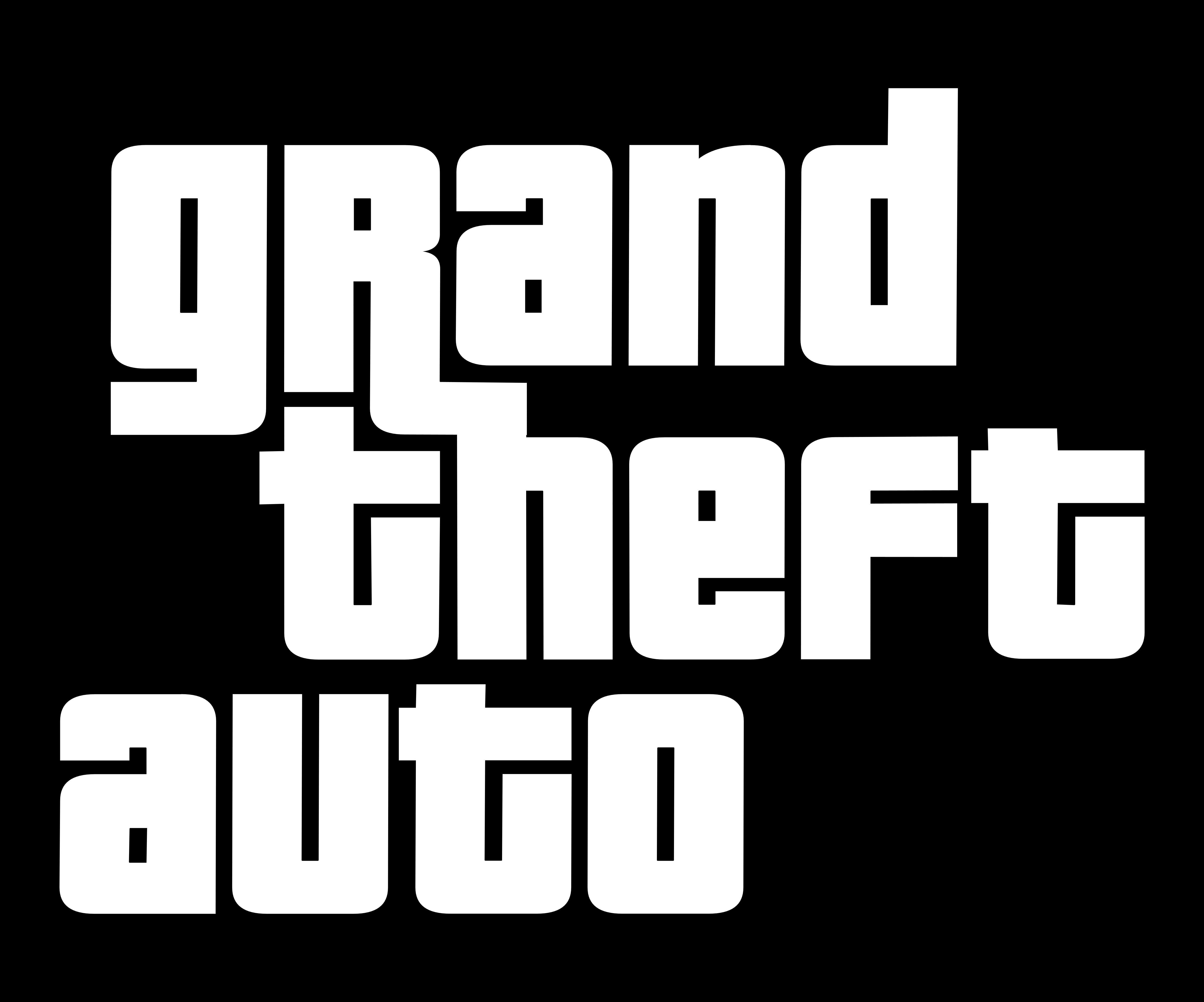 GTA Grand Theft Auto.