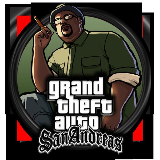 Grand Theft Auto San Andreas Icon v5.1 by Kamizanon on DeviantArt.